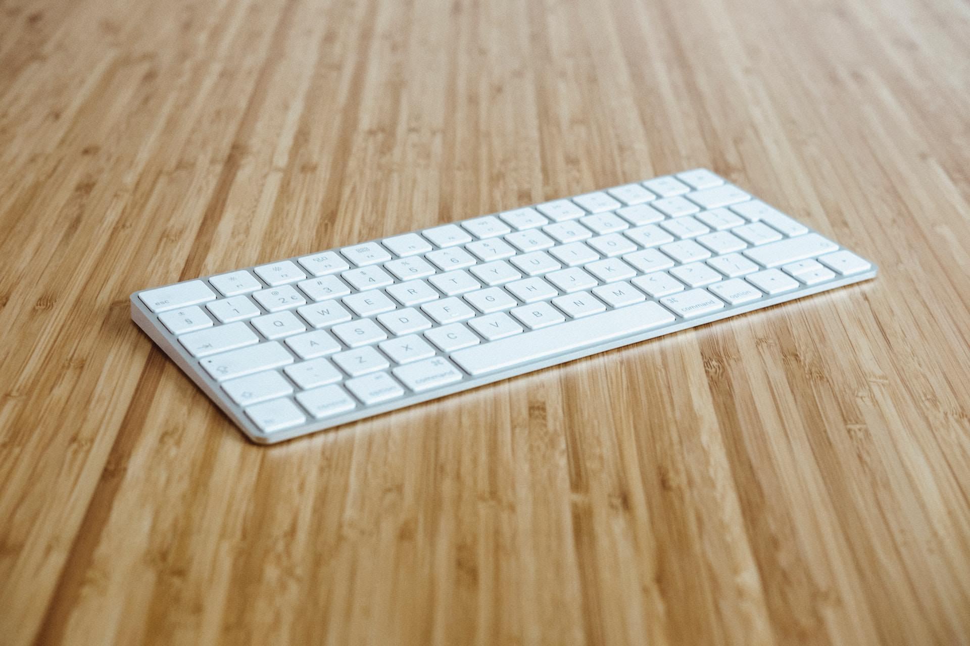 Magic Keyboardは使いづらい