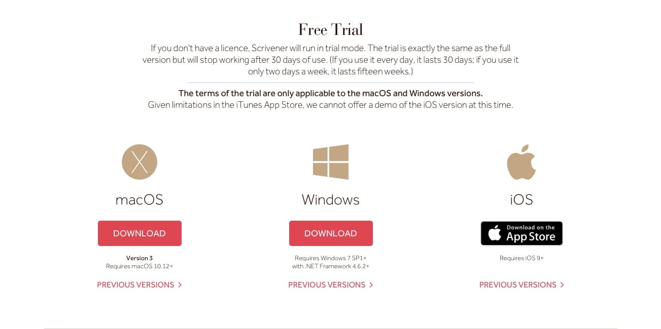 自分の使っているOS(Mac/Windows)を選び、「DOWNLOAD」をクリック